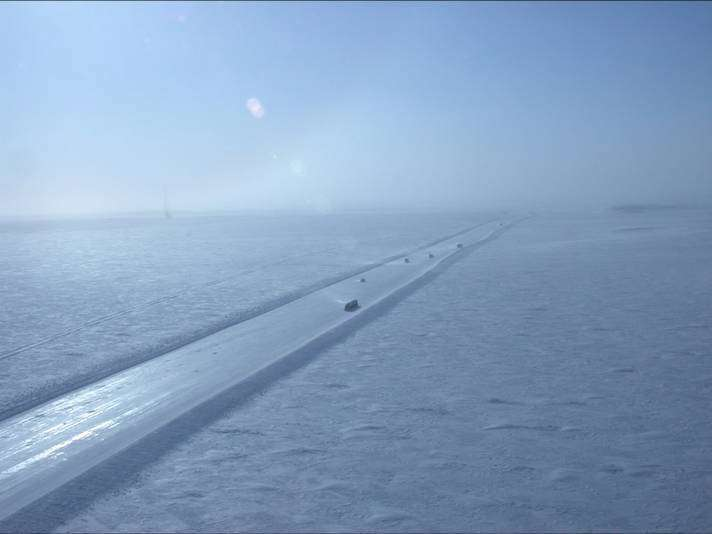 Kanadyjskie drogi lodowe 21