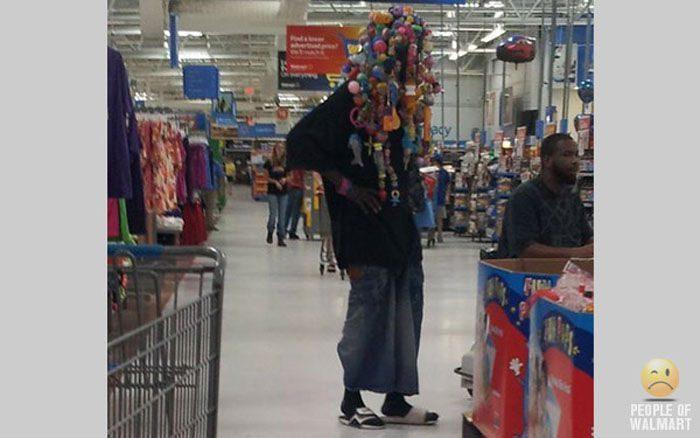 Najdziwniejsi klienci z WalMart #22 6