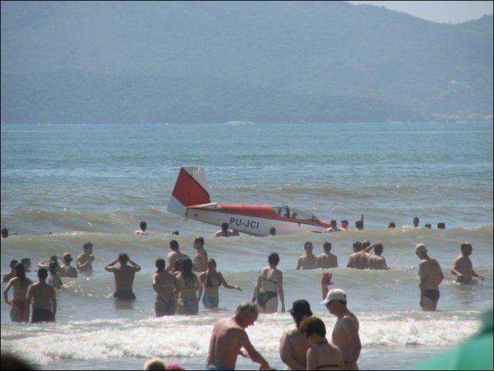 Nietypowe wypadki lotnicze 20