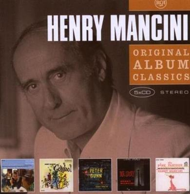 Henry Mancini - Original Album Classics [Box Set] (2008).Mp3 - 320Kbps + Flac