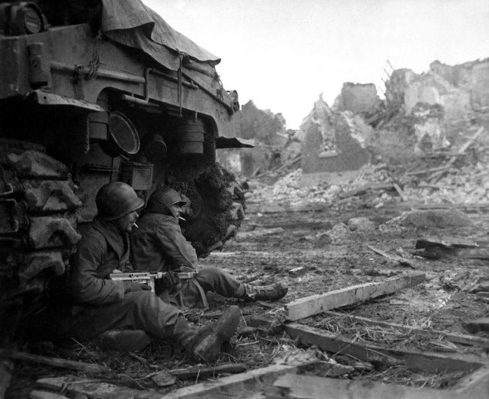 II Wojna Światowa na zdjęciach 30