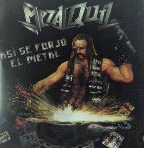 Metalquil – Así Se Forjó El Metal (2015)