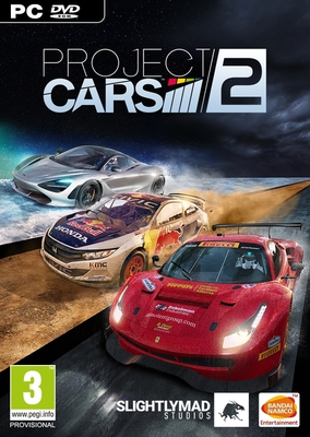 [PC] Project CARS 2 Fun Pack (2017) [Deluxe Edition] Multi - FULL ITA