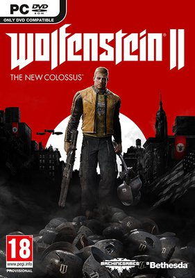[PC] Wolfenstein II: The New Colossus - The Diaries of Agent Silent Death (2018) [PROPER CODEX] Mult...