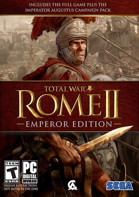 [PC] Total War: ROME II - Emperor Edition Incl. Empire Divided (2017) Multi - FULL ITA