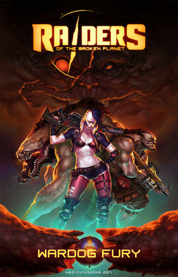 PC] Raiders of the Broken Planet - Wardog Fury (2017) Multi - SUB ITA