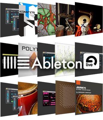 Ableton 9 Live Sound Packs