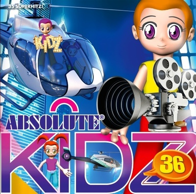 VA - Absolute Kidz 36 (2014) .mp3 - V0
