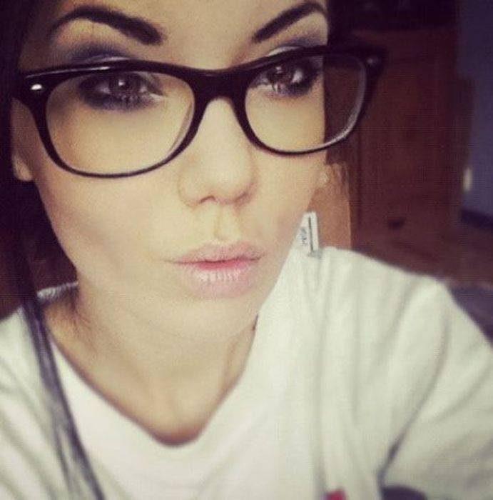Dziewczyny w okularach #2 20