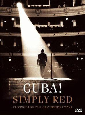 Simply Red: Cuba! Recorded Live at El Gran Teatro, Havana [Deluxe Edition] (2014) DVD9