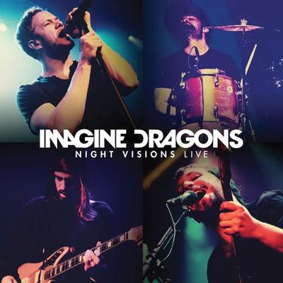 Imagine Dragons - Night Visions Live (2014).Mp3 - 320Kbps