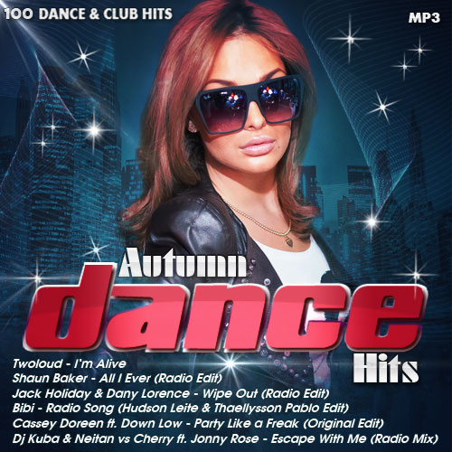 AUTUMN DANCE HITS 2014 (100 Dance and Club Hits) [ ALBUM ORIGINAL ]