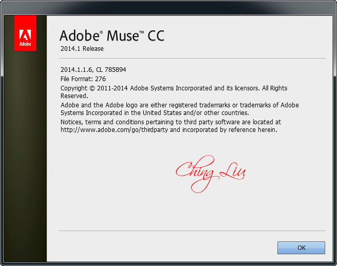adobe muse subscription
