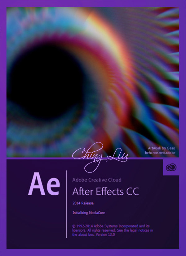 Download Adobe After Effects CC 2014 (64 bit) (Crack VR) [ChingLiu] Torrent