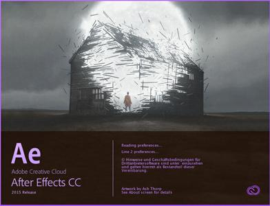 Adobe After Effects CC 2017 v14.2.1 incl. Update 3