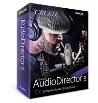 : Cyberlink AudioDirector Ultra v8.0.2031.0