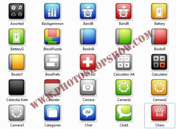 icons iPhone download, simgeler iPhone indir
