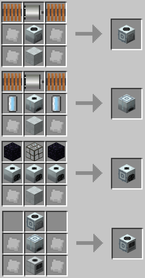 Quick read about minecraft induction