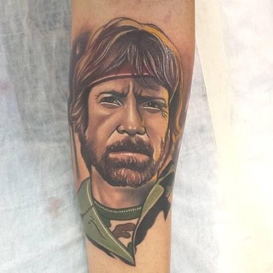 Odważne tatuaże #4 32