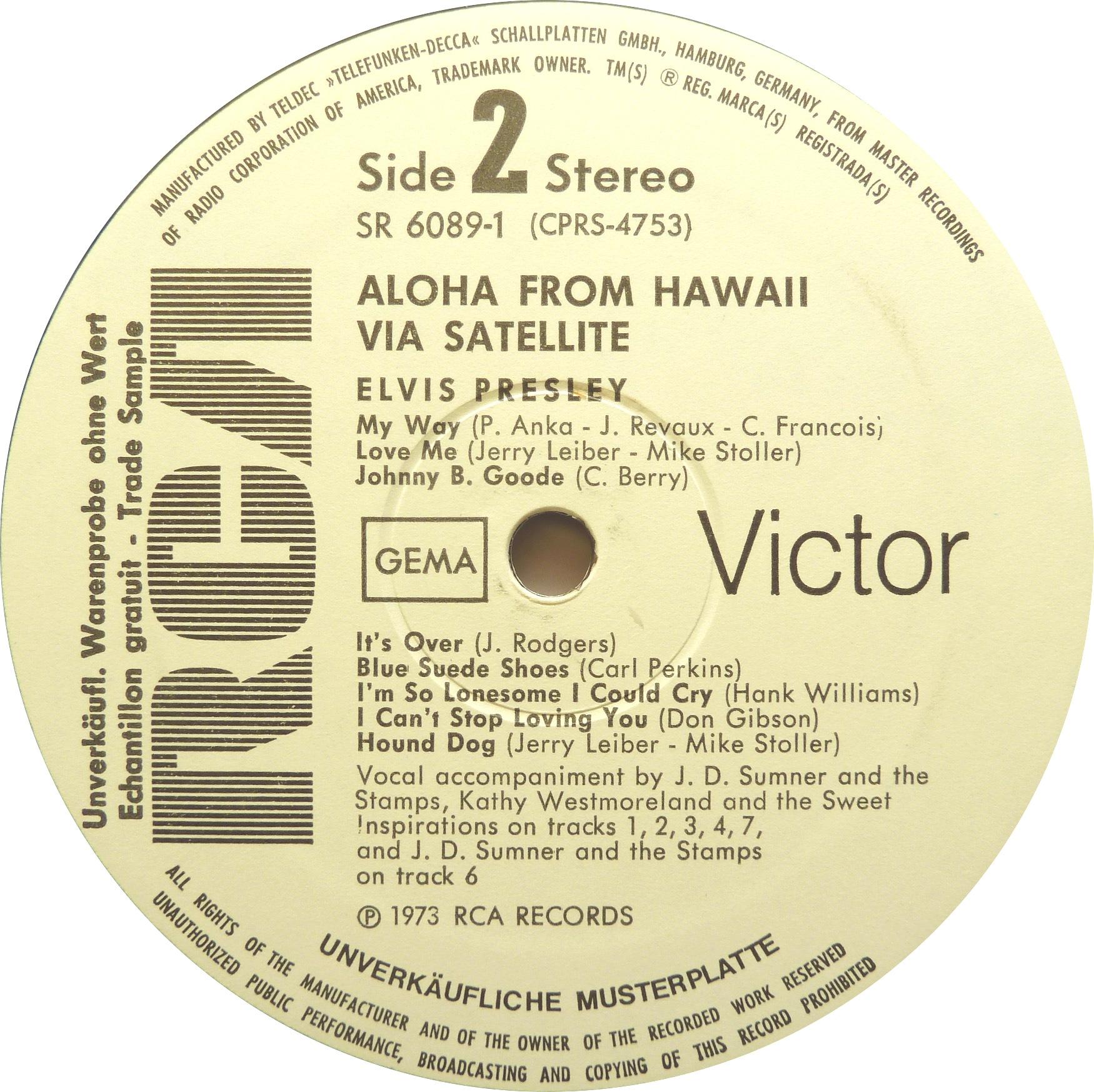 ALOHA FROM HAWAII VIA SATELLITE  Afh73promoside2gsjv5