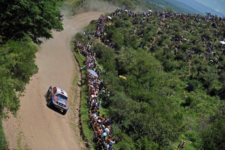 Rajd Dakar 2010 2