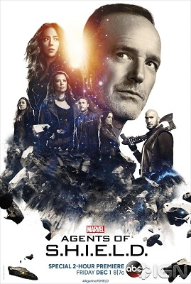 Agents of SHIELD - Stagione 5 (2017) (4/22) DLMux 1080P ITA ENG AC3 H264 mkv
