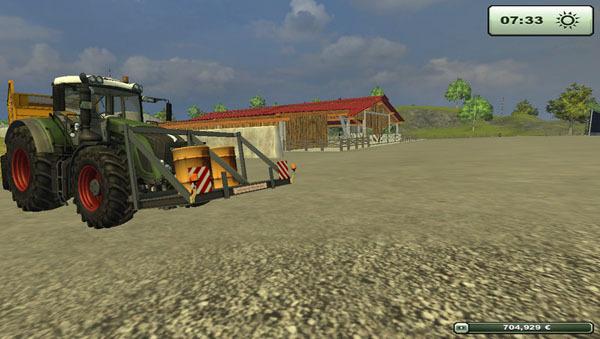 Agrarlandmap v 2.0