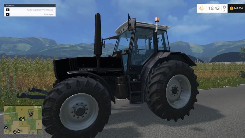 Agro Star 6 61 v1.2 Black editon