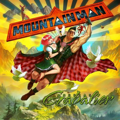 Andreas Gabalier - Mountain Man (2015)