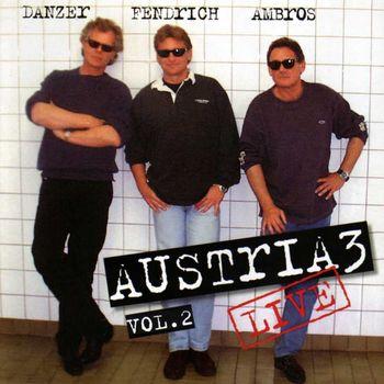 Austria 3 - Live Vol.02 (1998)