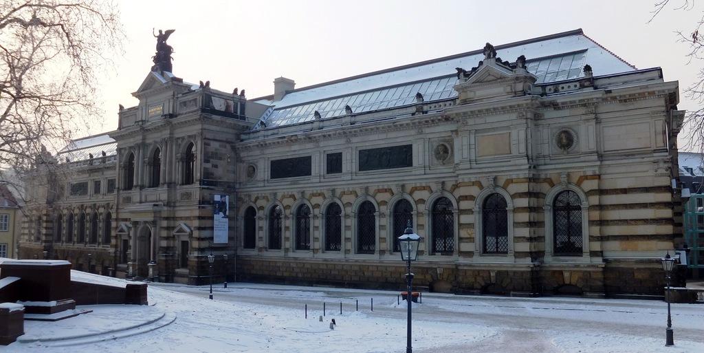Dresden: Kulturhistorisches Zentrum - Residenzkomplex [Archiv ...