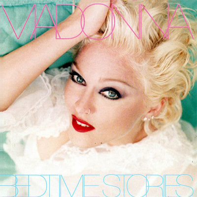 Madonna - Bedtime Stories (1994).Flac