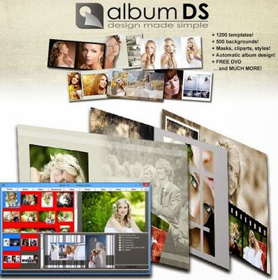 download Album.DS.for.Photoshop.v11.3.0.(x64).Portable