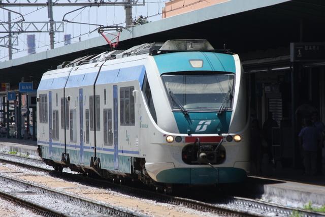 ALe 501-021 Bari Centrale