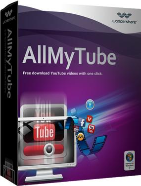Wondershare AllMyTube 4.10.2.0 Multilanguage