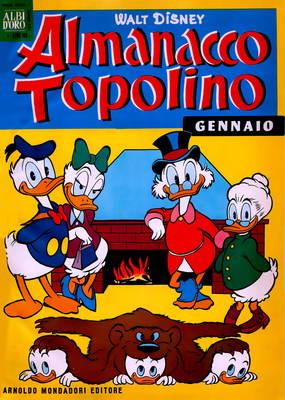 Almanacco Topolino 061 (Mondadori 1962-01)