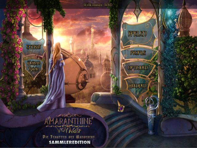 Amaranthine Voyage - Die Schatten des Wanderers Sammleredition [DE]