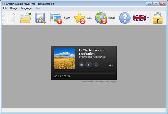 Amazing Audio Player Enterprise v3.7