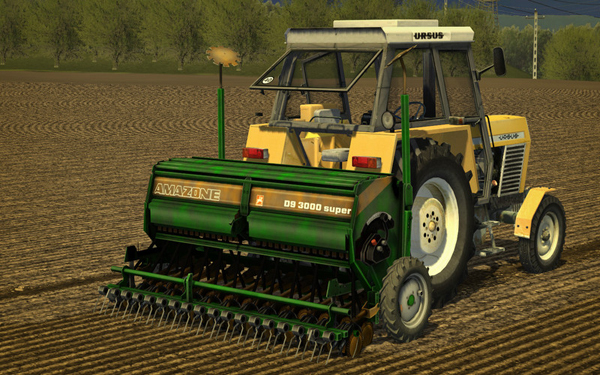 Amazone D9 v 1.0 &#8211; Farming Simulator 2013 Mod