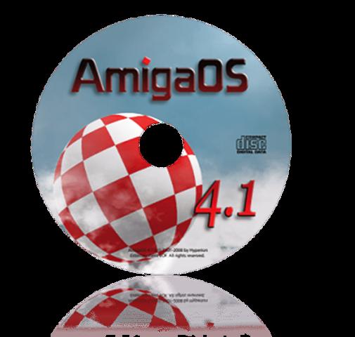 AmigaOS v4.1