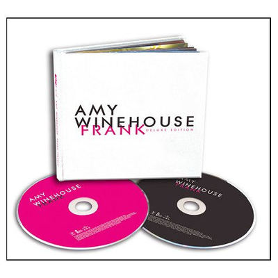 Amy Winehouse - Frank (Deluxe edition 2CD) (2003).Mp3 - 320Kbps