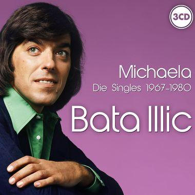 download Bata Illic - Die Singles 1967 - 1980  (3CD-2012)