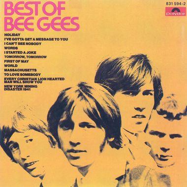 Bee Gees - Best Of Bee Gees Vol.01 (1969)