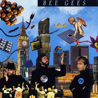 Bee Gees - High Civilization (1991)