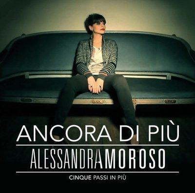 Alessandra Amoroso - Ancora di più - Cinque passi in più (2012).Mp3 - 320Kbps