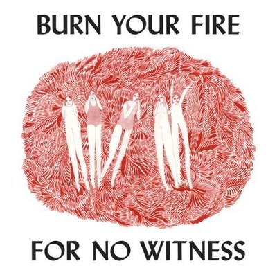 Angel Olsen - Burn Your Fire For No Witness (2014) .mp3 - 320kbps