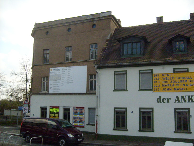 Leipzig umbau sanierung stadtteilzentrum anker - Anker englisch ...