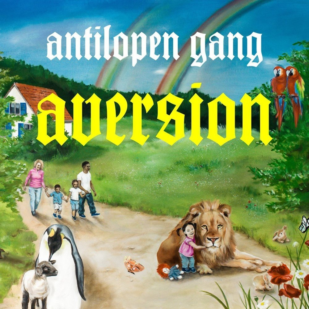 Antilopen Gang – Outlaws