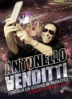 Antonello Venditti - Tortuga un giorno in paradiso stadio olimpico 2015 (2015).Mp3 - 320Kbps