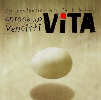 Antonello Venditti - Che Fantastica Storia è La Vita (2003).Mp3 - 320Kbps